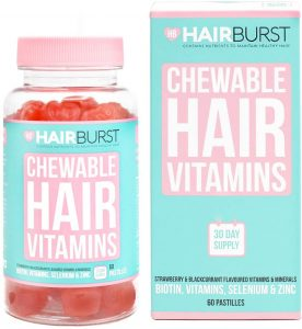 HAIRBURST Chewable Hair Growth Vitamins