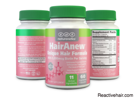 hairanew reviews