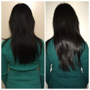sugar bear hair results after 2 months