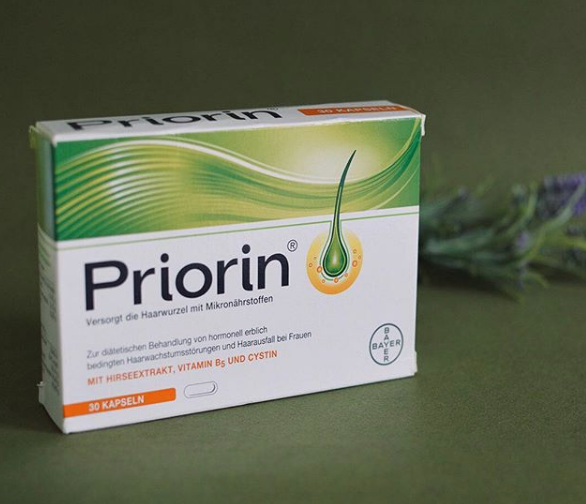 PRIORIN Hair Vitamin Review: Legit or Scam?