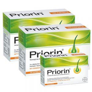 priorin hair vitamins