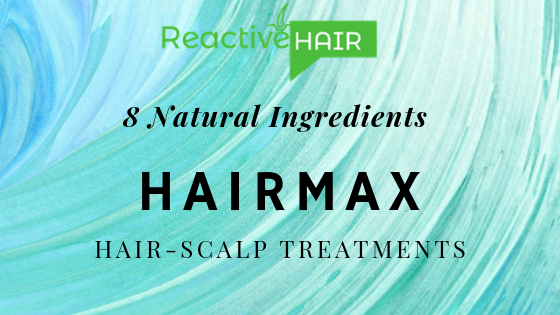 Hairmax 8 Natural Ingredients in