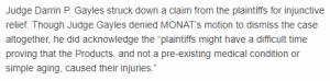 Monat-Scandal