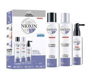 Nioxin System 5 Hair Care Kit