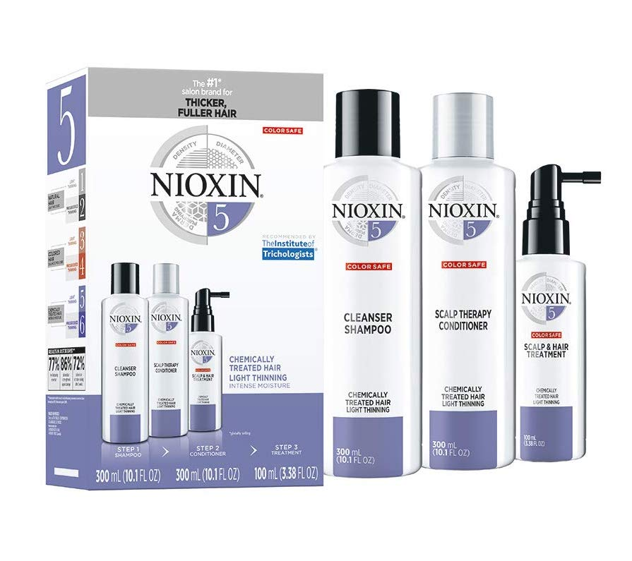 Nioxin System 5 Hair Care Kit